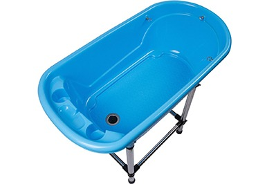 Flying Pig Dog Grooming Bath Tub