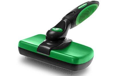 K9KONNECTION Self Cleaning Slicker Brush